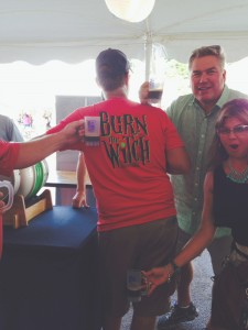 Picture from Weko Beach 2014 Brewers fest