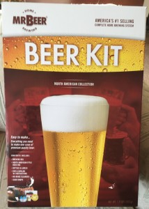 Picture of a Home Brew Kit