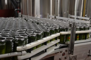 Picture of canning operation