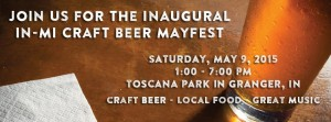 Picture of Mayfest information